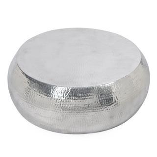 Tabla Coffee Table Silver