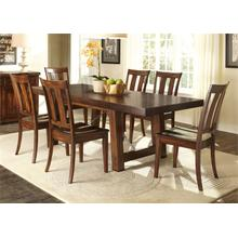 View Product - Trestle Table