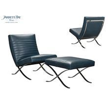 See Details - Wahoo Chair Wahoo Ottoman (Jarrett Bay Home Collection)