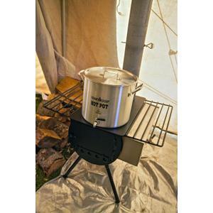 Aluminum Hot Water Pot - 20 QT