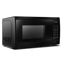 Danby 0.7 cuft Black Microwave