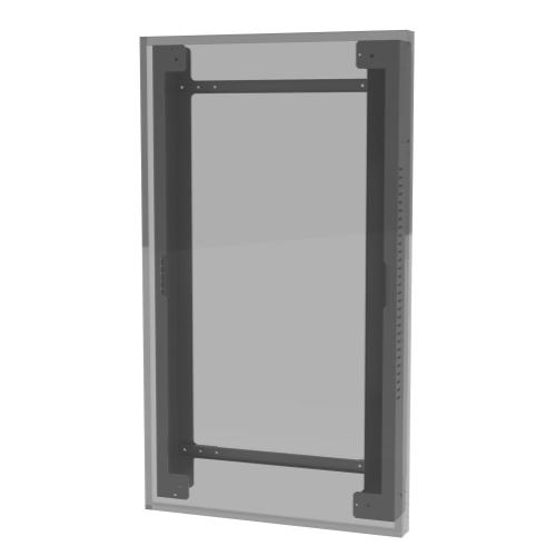 """Outdoor Tilt Wall Mount, Portrait, for the LG 55"""" XE4F-M Series High Brightness Outdoor Display"""