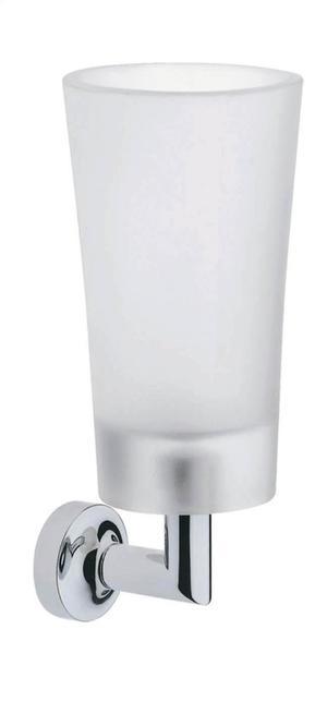 Silaro Tumbler and Holder Brushed Nickel Product Image