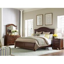 Hadleigh Panel King Bed - Complete