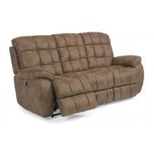 Nashua Fabric Power Reclining Sofa