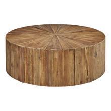 See Details - Sunburst Coffee Table