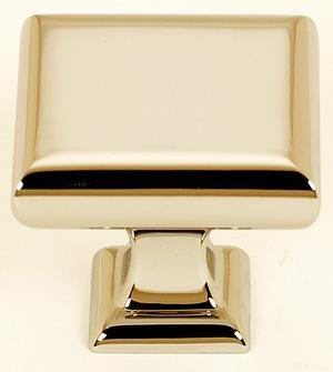 Manhattan Knob A310-14 - Polished Brass Product Image