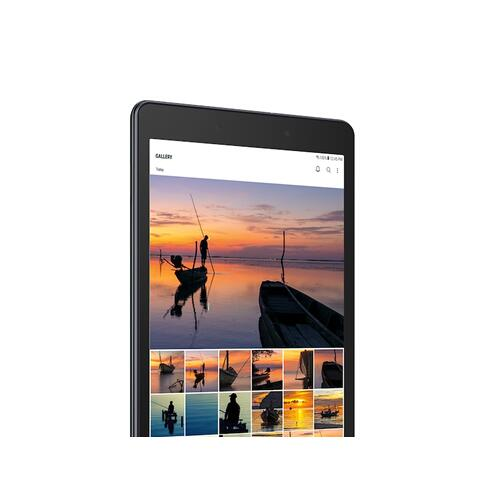 "Galaxy Tab A 8.0"" (2019), 64GB, Black (Wi-Fi)"
