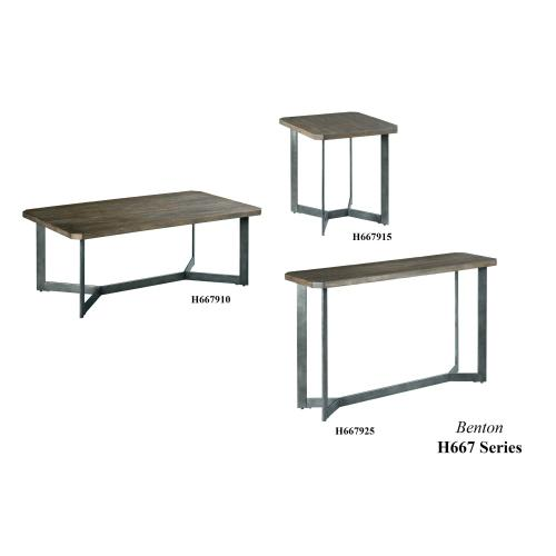 H667 Benton Tables