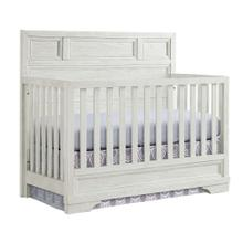 Product Image - Foundry Flat Top Convertible Crib  White Dove White Dove