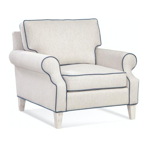Braxton Culler Inc - Grand Haven Chair and Ottoman