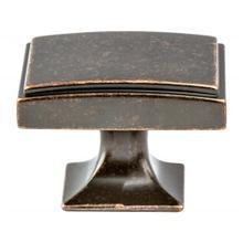 Hearthstone Weathered Verona Bronze Knob