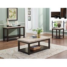 Kelia Coffee Table W/caster