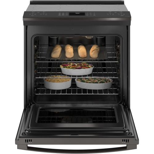 "GE Profile™ 30"" Smart Slide-In Electric Convection Range"