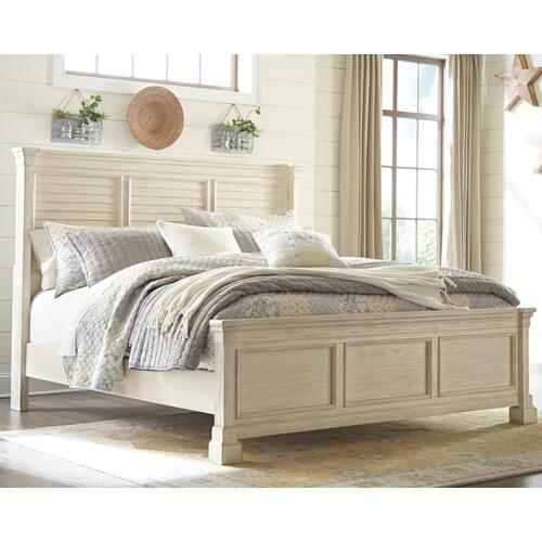 Bolanburg California King Panel Bed