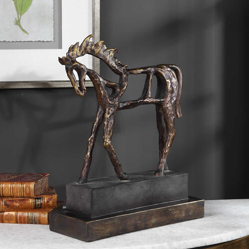 Uttermost - Titan Horse Sculpture