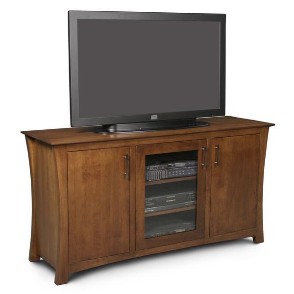 Loft 3-Door TV Stand
