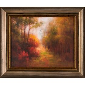 Red Landscape II