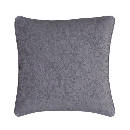 Georgia Pillow Cover Grey