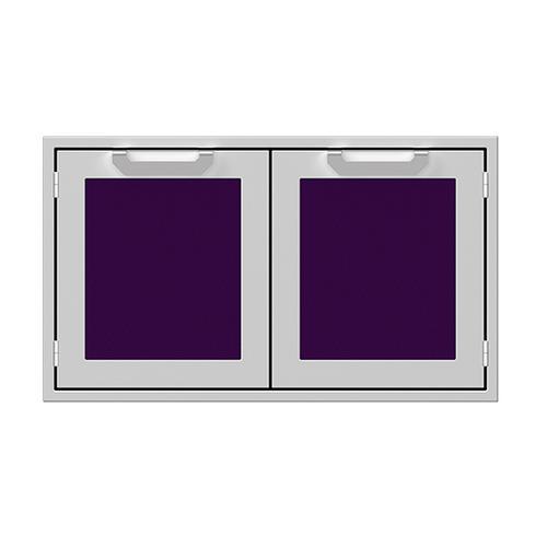 "Hestan - 36"" Hestan Outdoor Double Sealed Pantry - AGLP Series - Lush"
