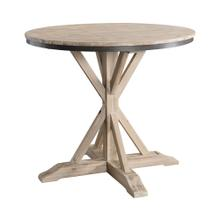 See Details - Callista Round Counter Height Dining Table