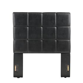 Kenora Headboard - Twin, Black