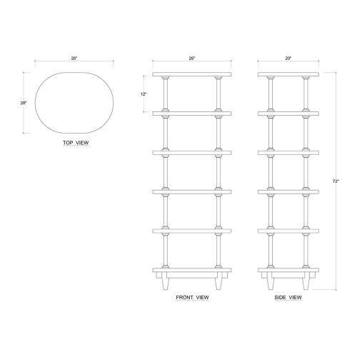 Bramble - Cangu Rack