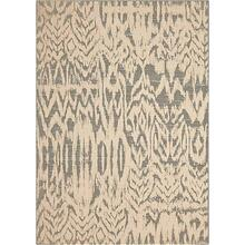 Nepal Nep10 Ivgry Rectangle Rug 5'3'' X 7'5''