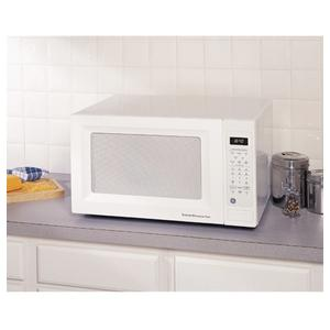 GE® 1.8 Cu. Ft. Capacity, 1100 Watt Microwave Oven