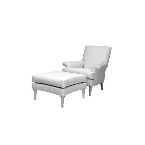 Product Image - Penelope Ottoman-Floor Sample-**DISCONTINUED**