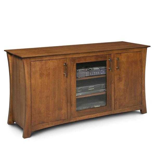 See Details - Loft 3-Door TV Stand