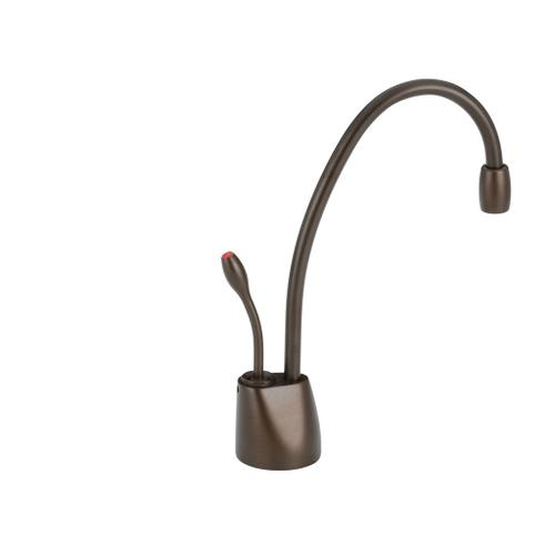 Insinkerator - Indulge Contemporary Hot Only Faucet (F-GN1100-Mocha Bronze)