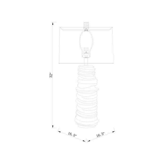 """Product Image - Sumner LMP-1030 32""""H x 17""""W x 17""""D"""