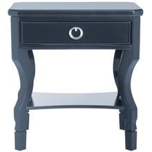 See Details - Alaia One Drawer Night Stand - Navy