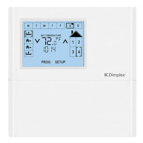 Dimplex - Wi-Fi Multi-Zone Programmable CONNEX Controller