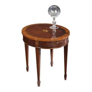Copley Place Oval Lamp Table