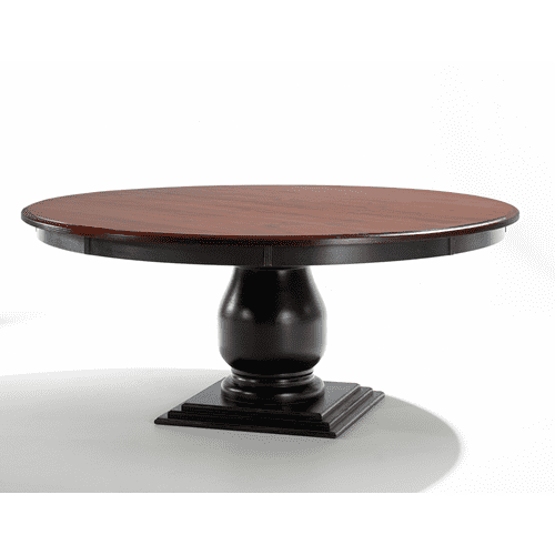 Victoria Round Pedestal Table