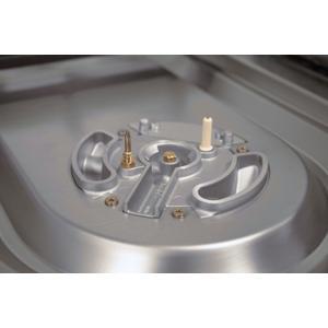 36 Inch Antique White Dual Fuel Liquid Propane Freestanding Range