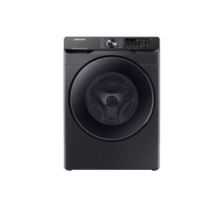 Samsung Appliances  5.0 cu. ft. Smart Front Load Washer with Super Speed in Black Stainless Steel