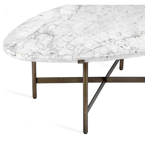 Arlington Cocktail Table - Carrara