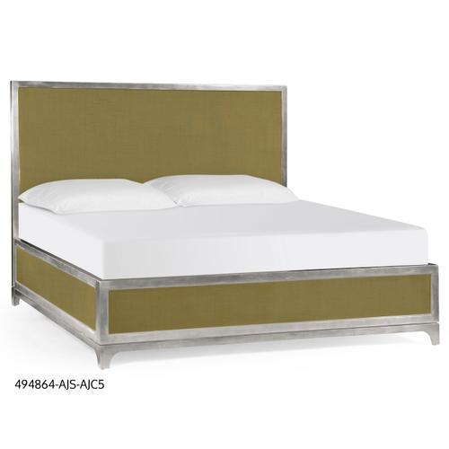 Alexander Julian US Queen bed (Sage/Silver)