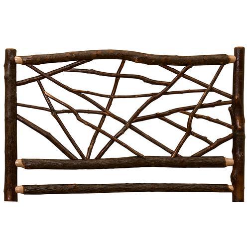 Product Image - Twig Headboard King, Natural Hickory