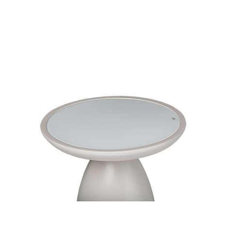Cosmo Oval End Table (2 pc)
