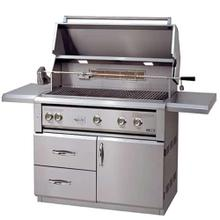 """View Product - Luxor42""""freestandinggrill/ Rotisserie"""