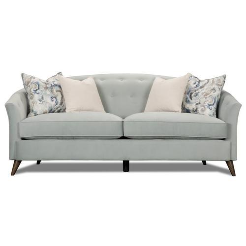 Tiffany Blue Sofa