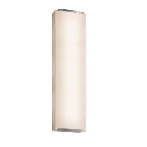 Sonneman - A Way of Light - Wave Shade Sconce [Size=3-Light, Color/Finish=Satin Nickel]