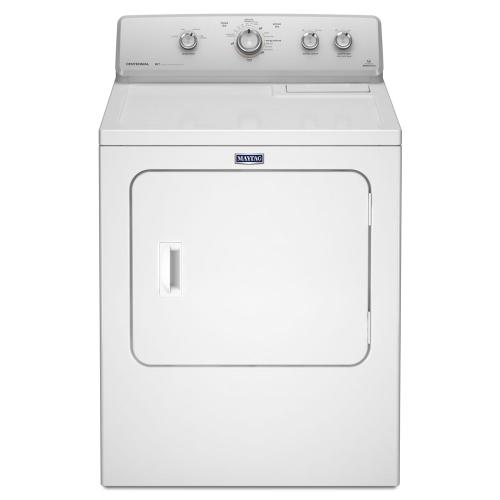 Gallery - Maytag® 7.0 Cu. Ft. Large Capacity Dryer with IntelliDry® Sensor Technology