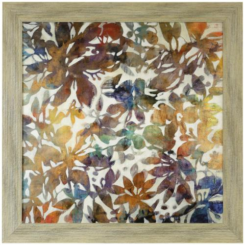 Style Craft - A CHARMED LIFE  36in X 36in  Made in the USA  Textured Framed Print