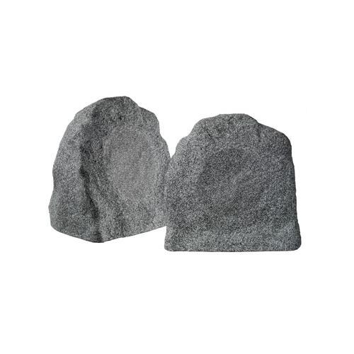 """AccentPLUS1 6.5"""" Outdoor Rock Speaker"""