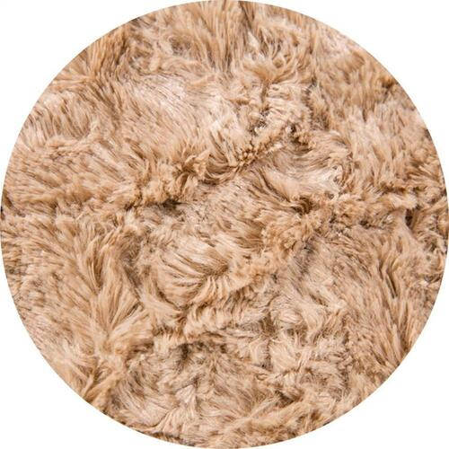 King Cover - Faux Fur - Tan